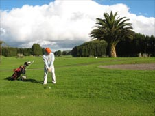Golf in Azores